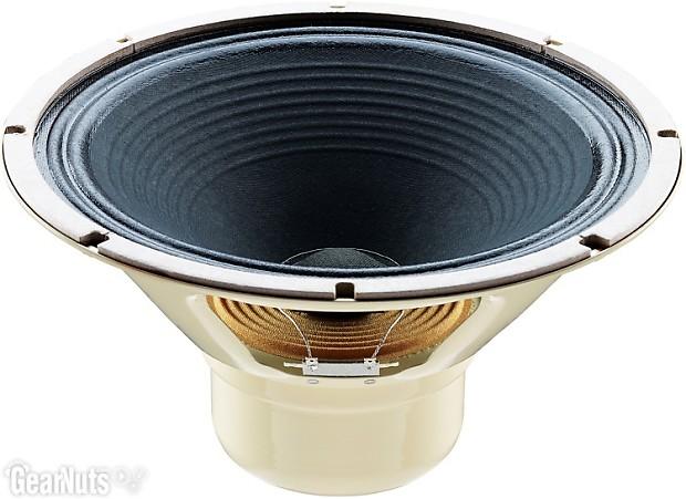 celestion cream 12 90 watt alnico guitar speaker 16 ohm reverb. Black Bedroom Furniture Sets. Home Design Ideas