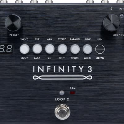 Pigtronix Infinity Looper 3