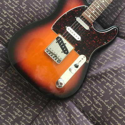 Fender Fender Telecaster Nashville Deluxe 1998 2-Color Sunburst for sale