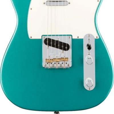 Fender American Professional Telecaster - Maple Fingerboard, Mystic Seafoam