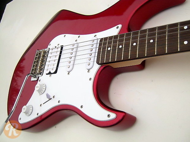 yamaha pacifica 012 2000s red price guide reverb. Black Bedroom Furniture Sets. Home Design Ideas