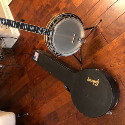 Gibson Mastertone RB250 1970s Brown for sale