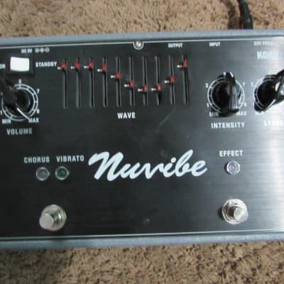 Korg Nuvibe Vibrato Chorus Effector for sale