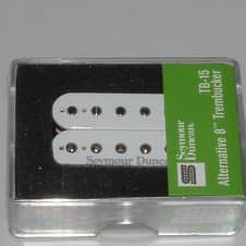 Seymour Duncan TB-15 Alternative 8 Trembucker Tremolo Bridge Pickup (White) - TB-15 White