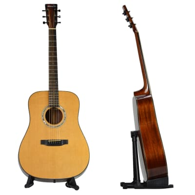 Mann Dreadnought Acoustic Guitar for sale