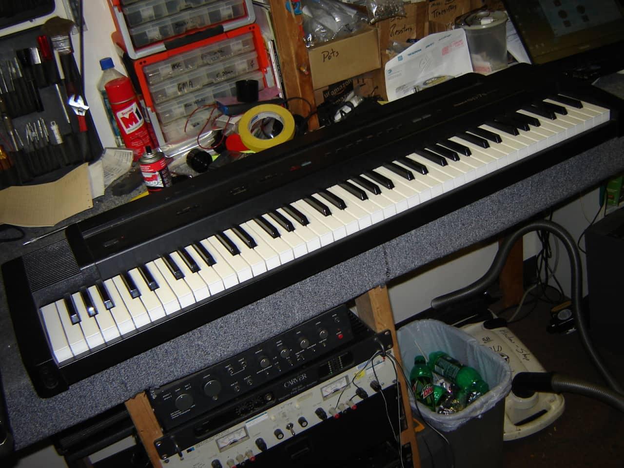 roland ep 7 ii digital piano controller reverb. Black Bedroom Furniture Sets. Home Design Ideas