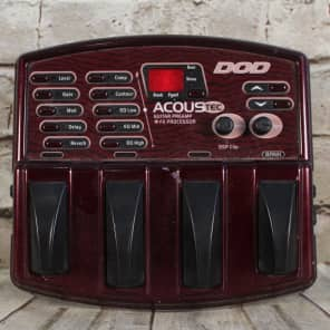 DOD Acoustec Multi Effects Unit for sale