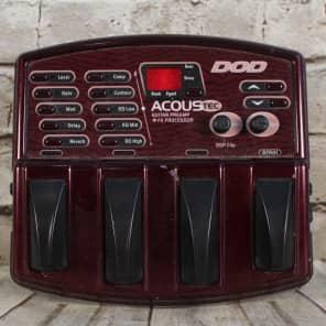 DOD Acoustec Multi Effects Unit for sale