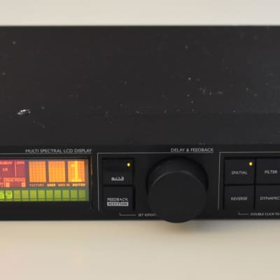 TC Electronic D-Two Multi-Tap Rhythm Delay
