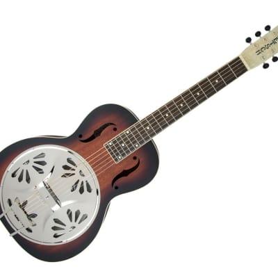 Gretsch G9230 Acoustic Square Neck Resonator Guitar - 2-Color Sunburst - 2716023503 Used