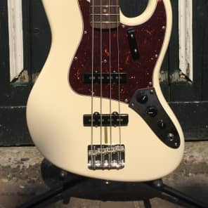 Fender American Original '60s Jazz Bass Olympic White for sale