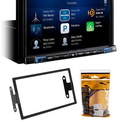"Alpine 7"" Digital Media Receiver CarPlay/XM Ready For 2000-2003 Nissan Maxima"