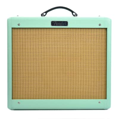 "Fender Blues Junior III ""Cannabis Rex"" FSR Limited Edition 15-Watt 1x12"" Guitar Combo 2016"