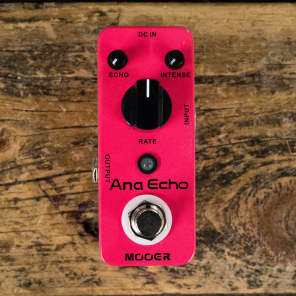 Mooer Ana Echo Mini Delay Pedal