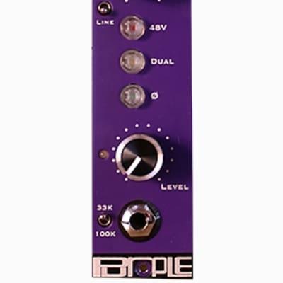 Purple Audio Biz Mk 500 Series Mic Preamp / Line Driver Module