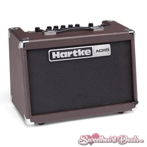"Hartke ACR5 1x6.5"" 50w Acoustic Guitar Combo"