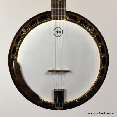 Bishline Ziricote Limited Edition, Deluxe Resonator Banjo for sale