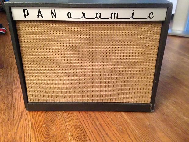 1965 Panaramic 1210 1x12 Combo Magnatone Tonemaster Estey Reverb