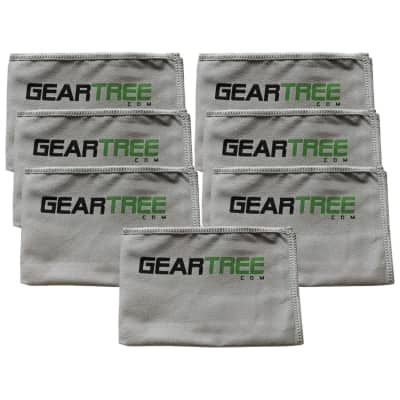 Geartree Branded Polish Cloth 7 Pack
