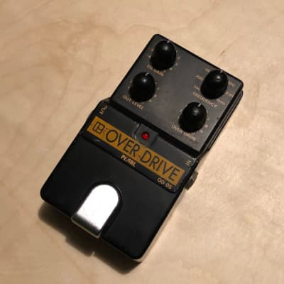 Pearl OD-05 Overdrive 1980s Black for sale