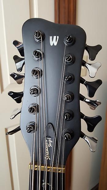 warwick streamer stage i 1 12 string electric bass guitar reverb. Black Bedroom Furniture Sets. Home Design Ideas