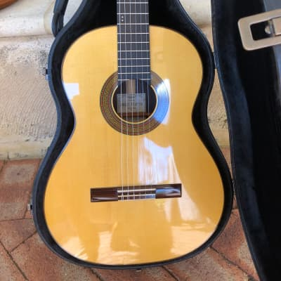 Robert Webster GH28 Classical Guitar 2013 Natural. for sale