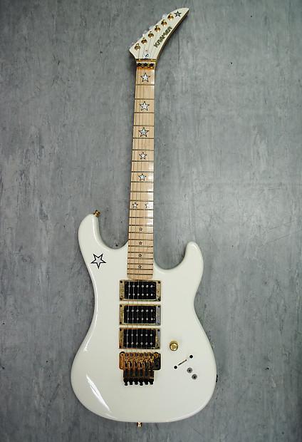 South Point Auto >> Kramer Richie Sambora Signature Jersey Star Electric Guitar | Reverb