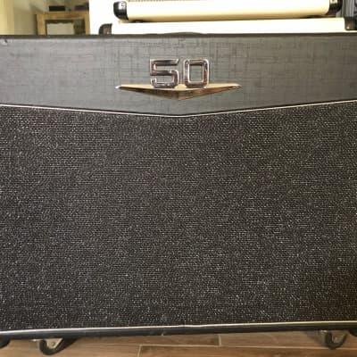 """Crate V50-5212 VFX 50-Watt 2x12"""" Guitar Combo"""