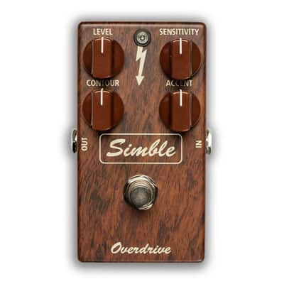 MAD PROFESSOR SIMBLE OVERDRIVE for sale