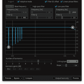 iZotope RX 6 Elements + Reverb Exclusive Preset Pack