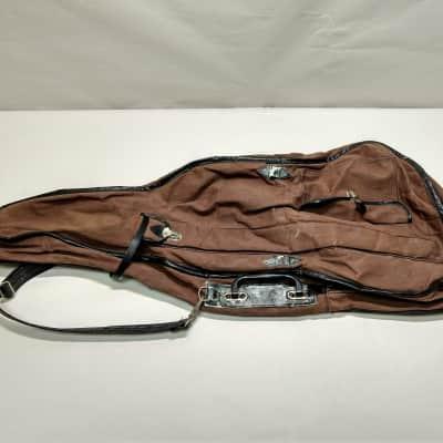 Suzuki Cello Bag 1/4 Size Brown for sale