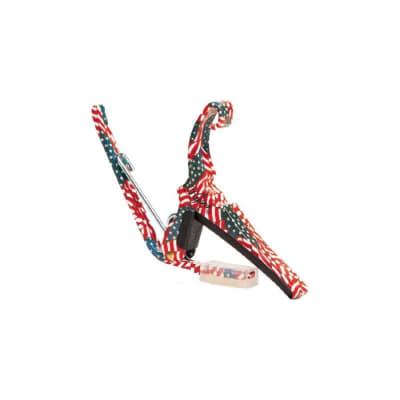Kyser 6-String Kyser Capo - Freedom Quick-Change Capo