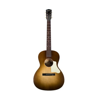 """WaterlooWL-14L TR """"Boot Burst"""" Edition Ladder-Braced Parlor Acoustic with Truss Rod Option"""