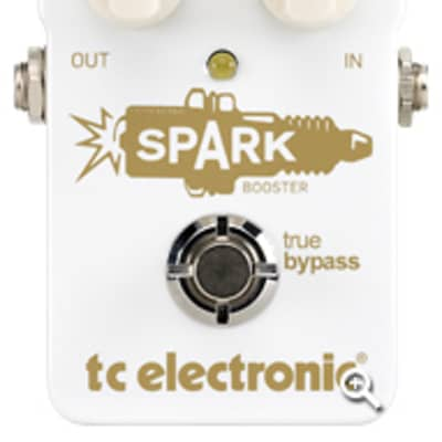 TC Electronic Spark Booster Guitar Pedal - Store Display