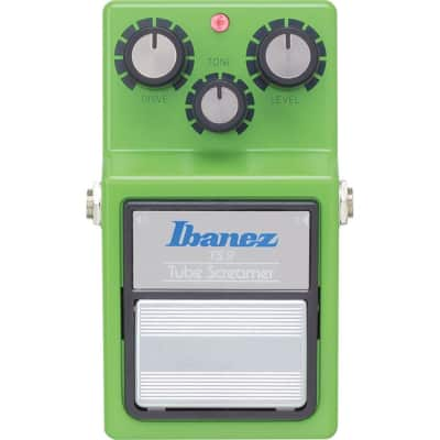 Ibanez TS9 Tube Screamer Overdrive Guitar Pedal