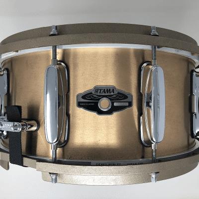 """Tama PL-565N Power Metal Bell Brass 6.5x14"""" Snare Drum 2003 - 2004"""