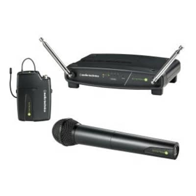 Audio Technica ATW-1102 Dynamic Handheld Microphone System