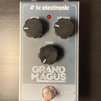 TC Electronic Grand Magus Analog Distortion Pedal
