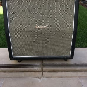 Marshall 1960AHW 4x12 120W Handwired Angled Guitar Cabinet