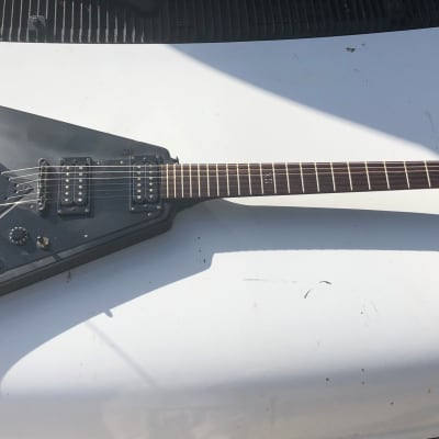 Epiphone Flying V Goth Electric Guitar Black for sale
