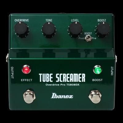 Ibanez TS808DX Vintage Tube Screamer Deluxe