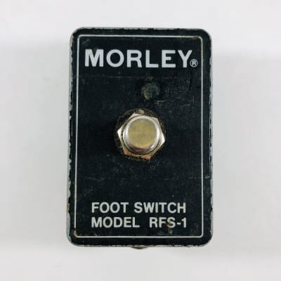 Morley RFS-1  *Sustainably Shipped*