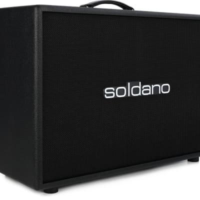 Soldano 212 Horizontal Cabinet 2x12