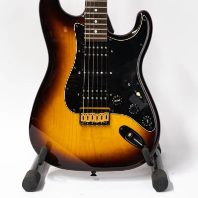 Peekamoose Model 1 HSH Electric Guitar with Case - Tobacco Burst for sale