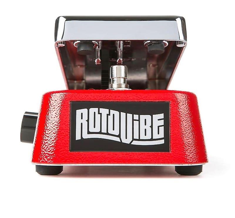 dunlop jd4s rotovibe chorus vibrato pedal reverb. Black Bedroom Furniture Sets. Home Design Ideas