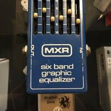 MXR 6 Band Equalizer 70's