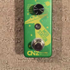 CNZ Audio Mod Station Modulation Guitar Effects Pedal