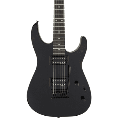 Jackson  Jackson Dinky JS11 Electric Guitar Black 2021 Black for sale