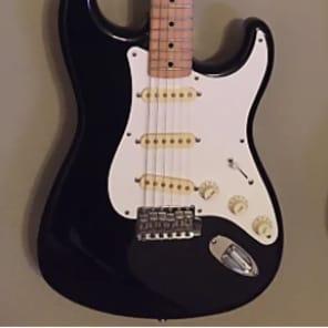 Squier Stratocaster MIJ Black 1988