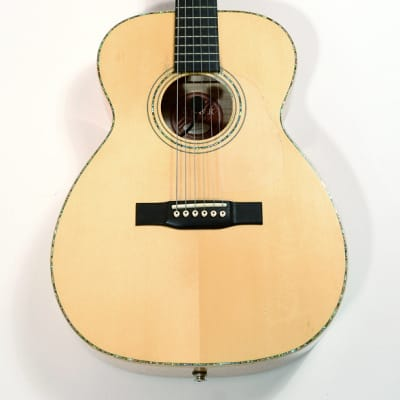 Webber OO Grand Concert Spruce / Maple All Solid wood for sale
